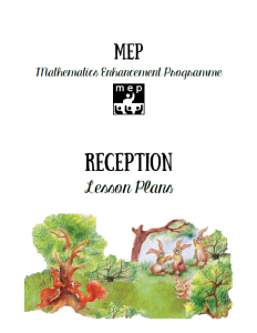 MEP Reception Cover Sheet